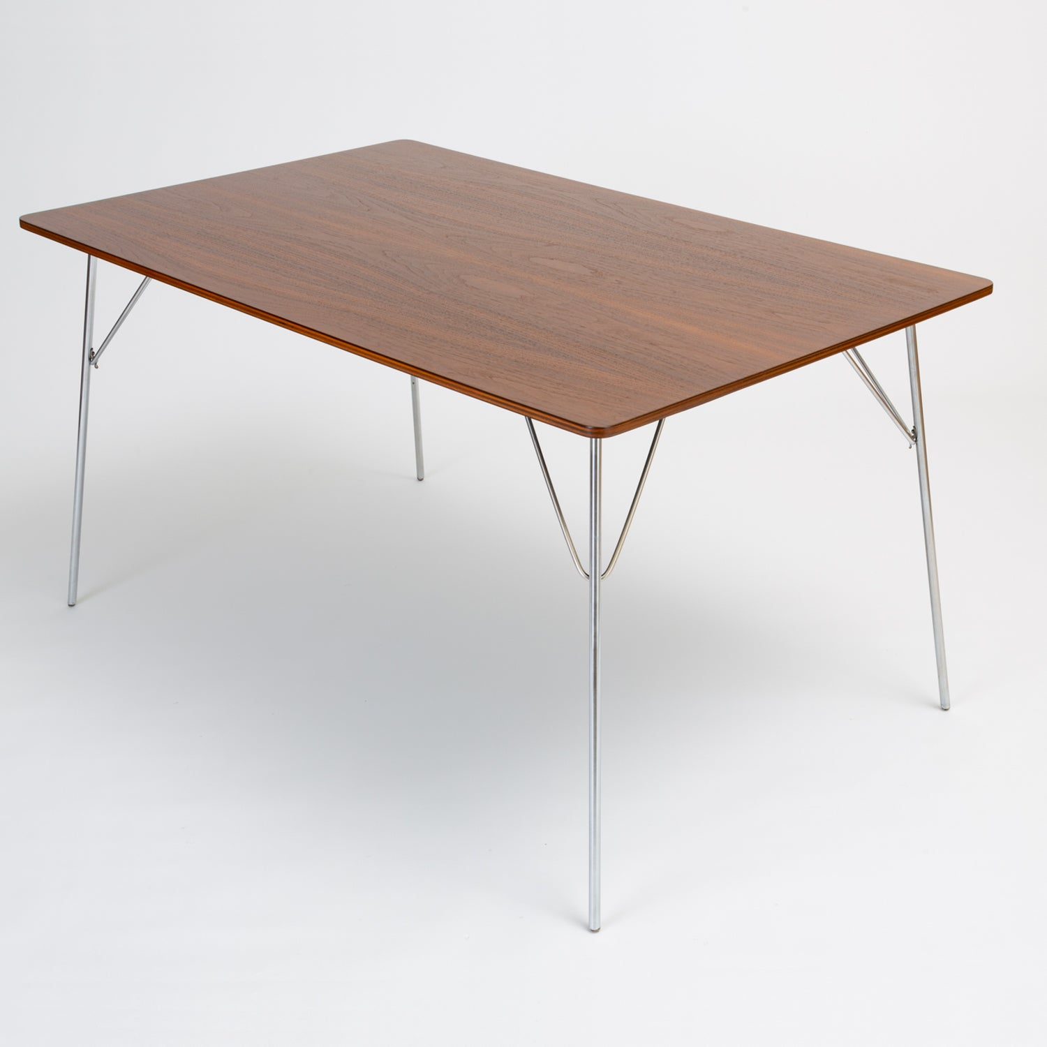 DTM-10 Rectangular Dining Table by Ray & Charles Eames for Herman Miller