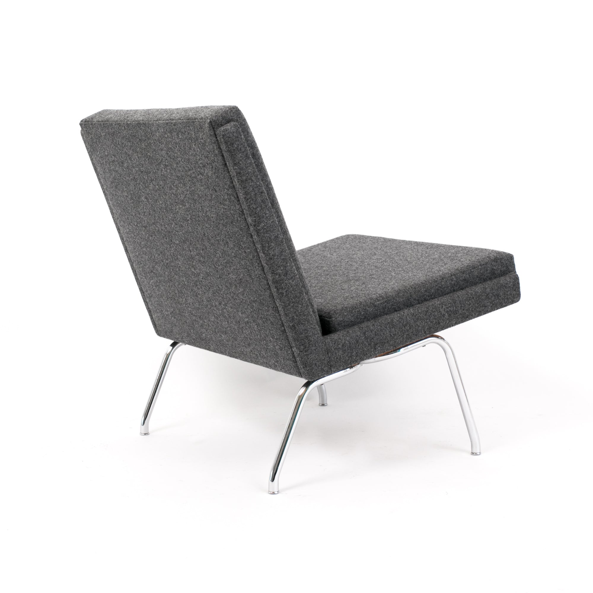 Hans Wegner AP 43 Small Lounge Chair For AP Stolen