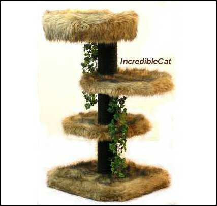 3 Foot Glenwood: One Luxury Cat Bed for Handicapped/Senior Cats