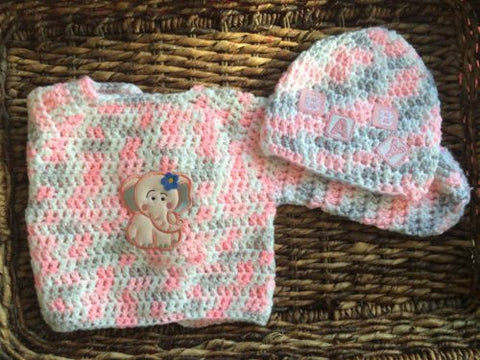 Clearance Baby Jacket and Beanie Gift Set
