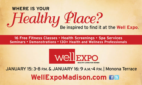 Madison WellExpo Jan. 15-15, 2016