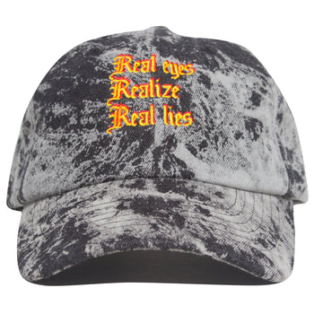 Real Eyes Bleached Hat
