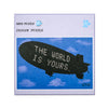 The World Is Yours Jigsaw Puzzle