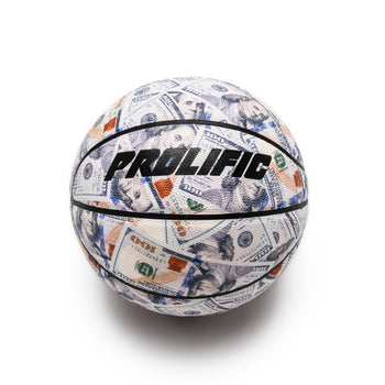 Hundred Dollar Bill Basketball