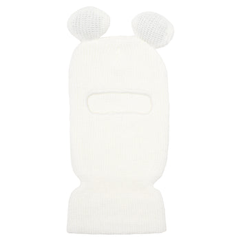 Mickey Ski Mask - White