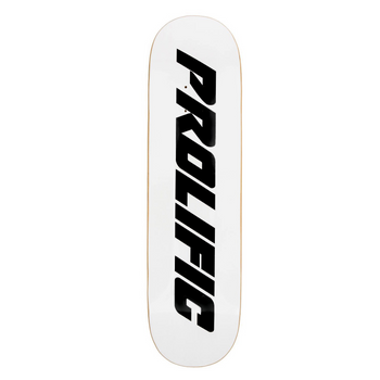 Prolific Logo Skateboard Deck