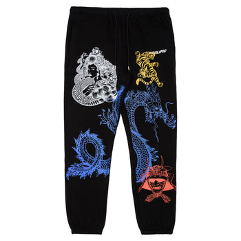 Samurai Sweatpant - Black
