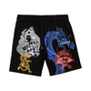 Samurai Shorts - Black