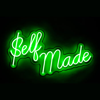 Self Made LED Neon Sign