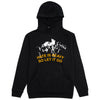Hate is Heavy So Let it Go Hoodie