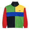 Polar Fleece Colorblock Sweater