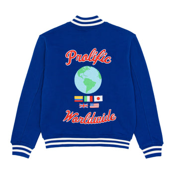 Worldwide Letterman Jacket