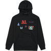 All of This Is Temporary Hoodie - Black