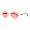 Trapper Glasses - Rhinestone/Red