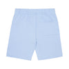 Butterfly Rhinestone Shorts - Light Blue