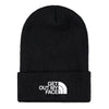 Get Out My Face Beanie- Black