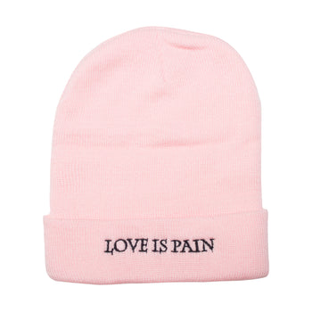 Love is Pain Beanie