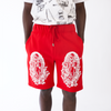 Mary Shorts - Red