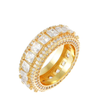 Layered Ring - Gold