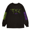 Taking Over The World L/S Tshirt
