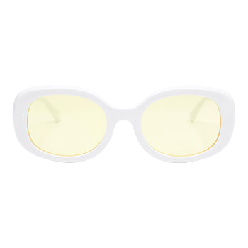 Vintage Glasses - White