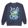Winter Wolf Stone Washed Crewneck