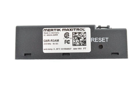 Maxitrol GV60 Receiver G6R-R3AM