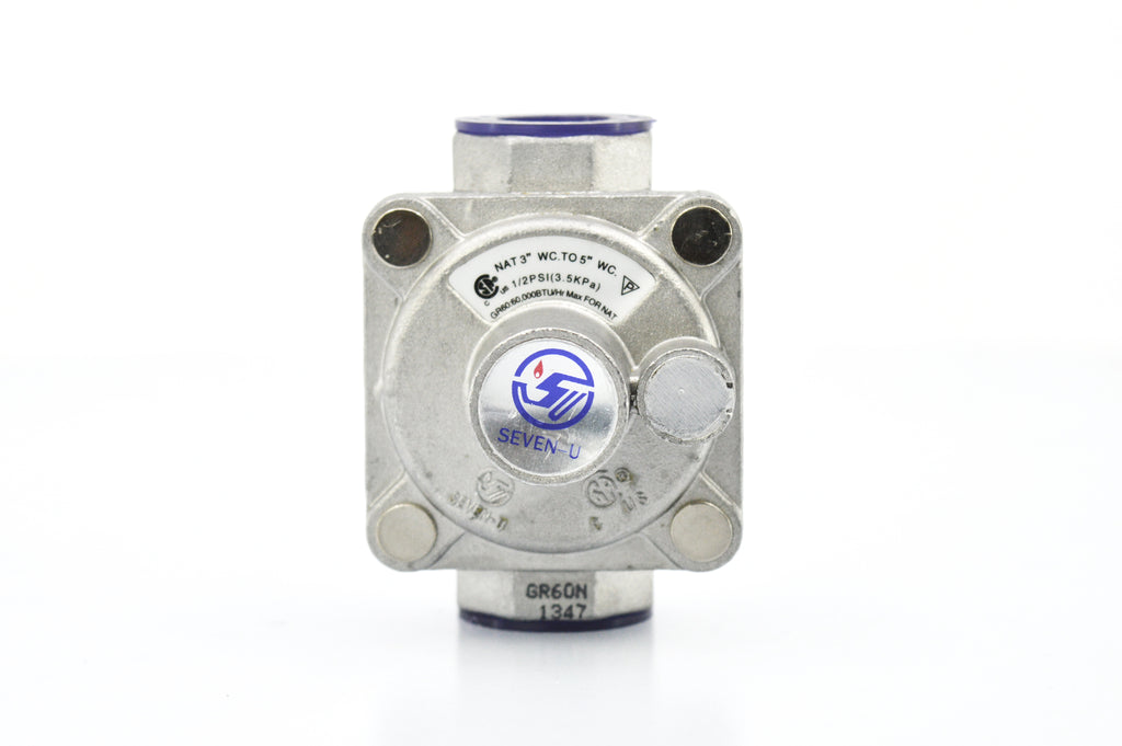 G530-0003N Regulator Natural Gas (WHVF24)