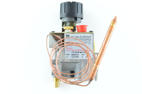 Eurosit 630 Fireplace Gas Valve (Natural Gas)