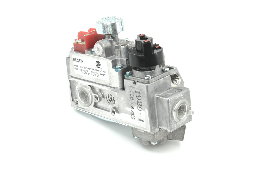 SV-8 Gas Control For Vent Free Remote Style Burners, -12 Valves Natural Gas