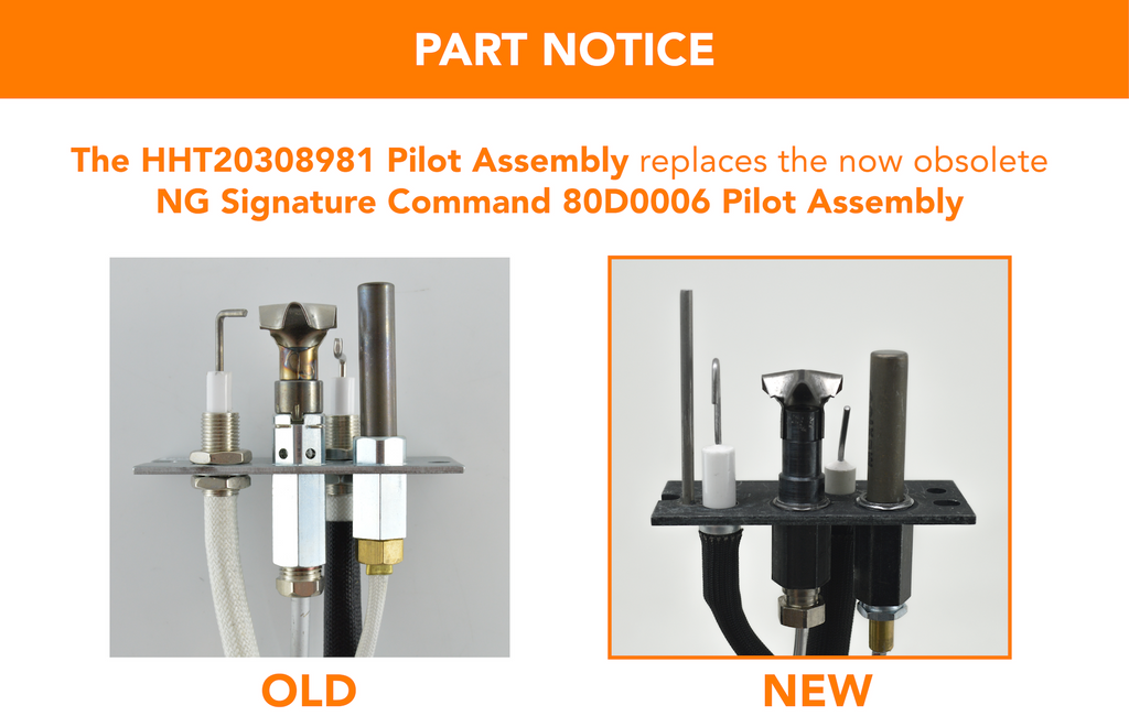 Pilot Assembly NG Signature Command HHT 20308981/ 80D0006