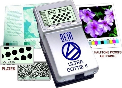 Ultra Dottie 2 - Offset Computer to Plate Calibration