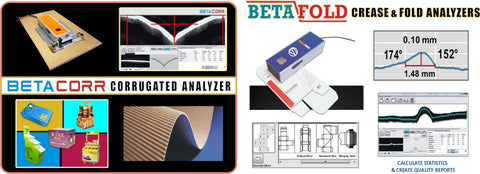 Folding Carton & Corrugated Analysis & Testing