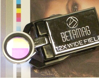 BETAMAG 12X DUAL LED'S - FITS INTO YOUR BETAMAG 12X!