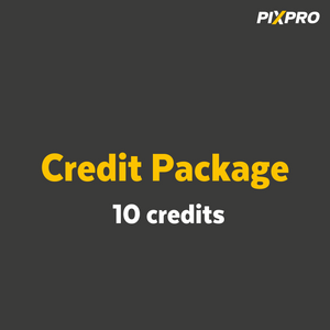 Credit Package - 10 Credits