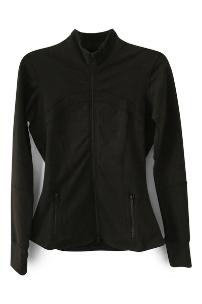 Strong Girl Full-Zip Jacket