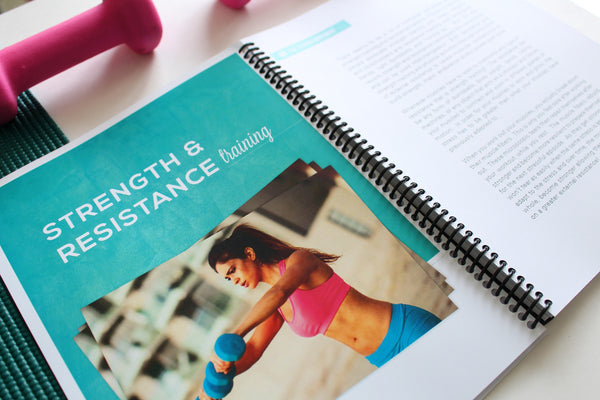 The Strong Movement™: Strong Girl Fitness Guide + 8-Week Workout Guide & Exercise Glossary [Digital Download]