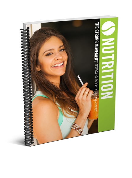 The Strong Movement™: Strong Girl Nutrition Plan [Digital Download]
