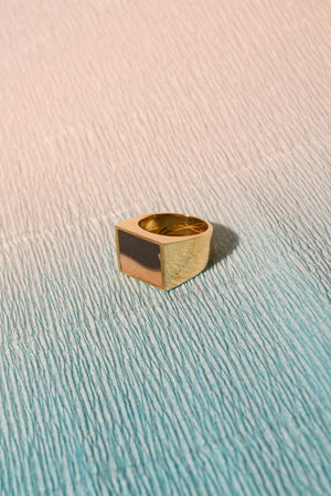 Wonderstone Signet Ring
