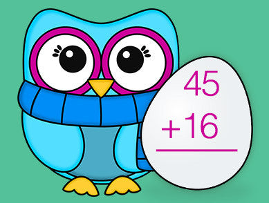 Free Fall-Themed 2nd Grade Worksheet: Owl Egg Mystery