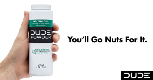 Should Dudes Harness the Power of Ball Powder?