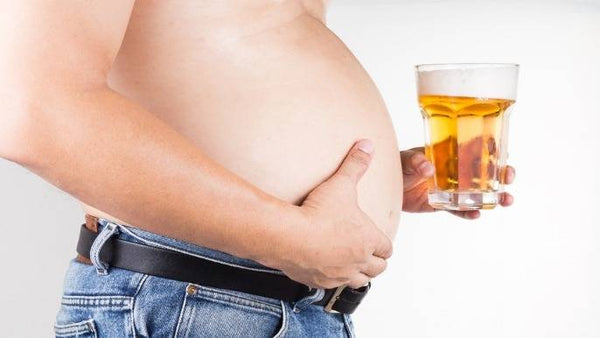 Having a Beer Belly Could Be Deadlier Than Smoking ...