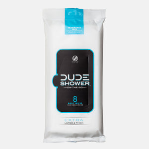 DUDE Body Wipes