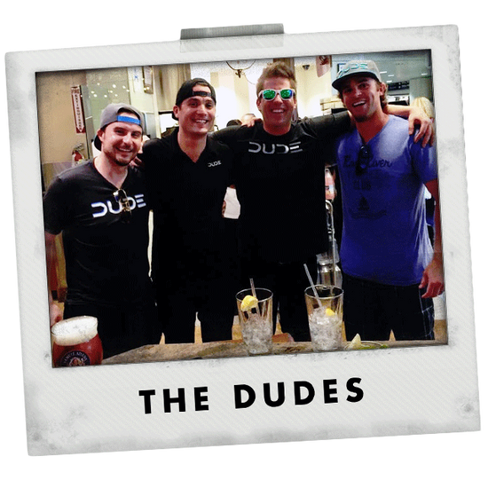 Picture of the DUDES