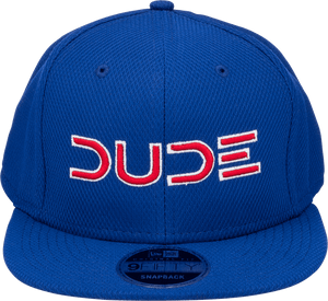 Royal & Red, Mesh Snapback - DudeProducts