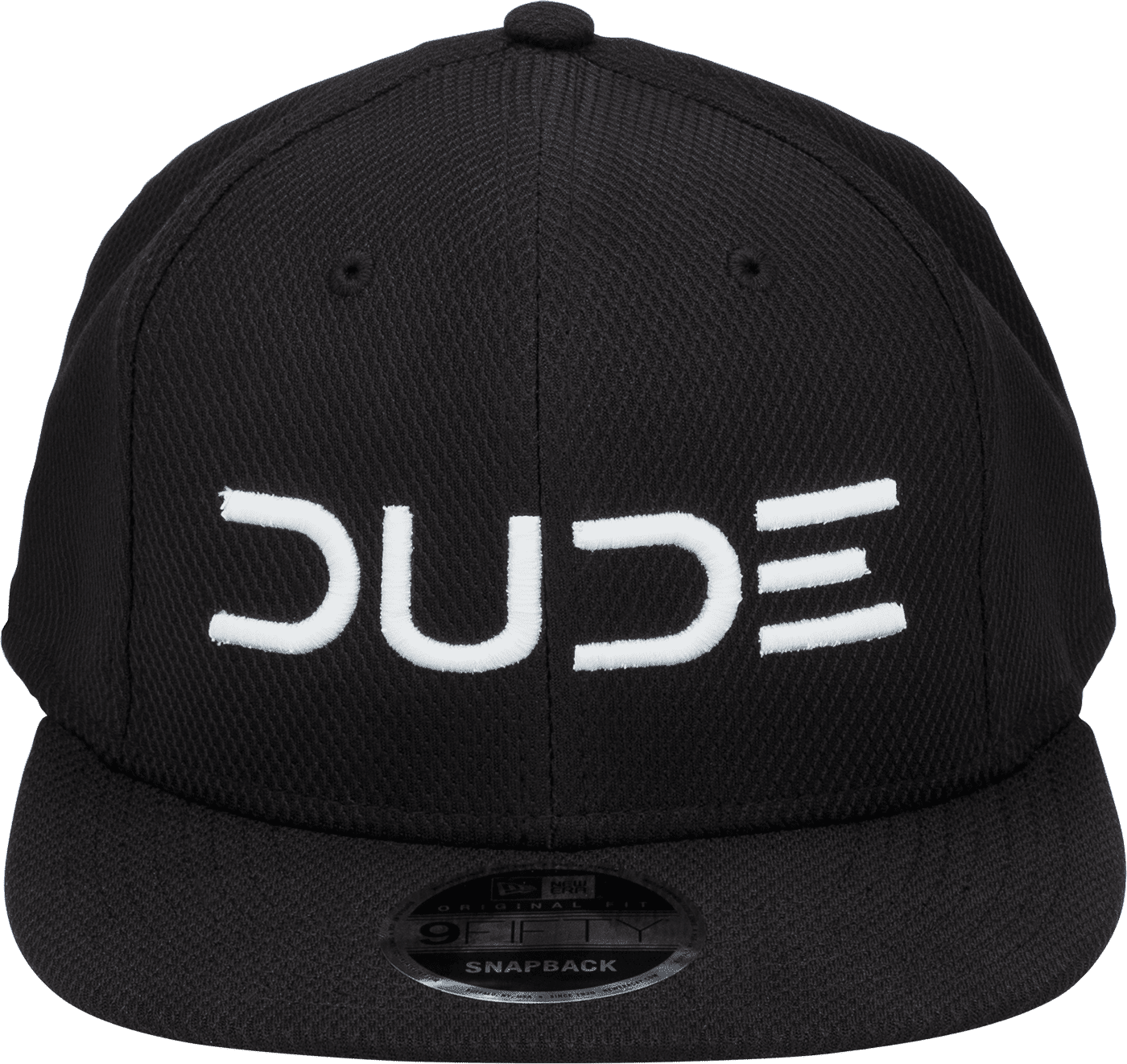 Black & White, Mesh Snapback - DudeProducts