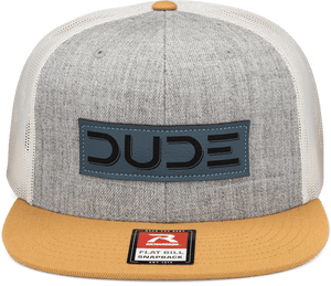 Birch & Biscuit, Flat Bill - DudeProducts
