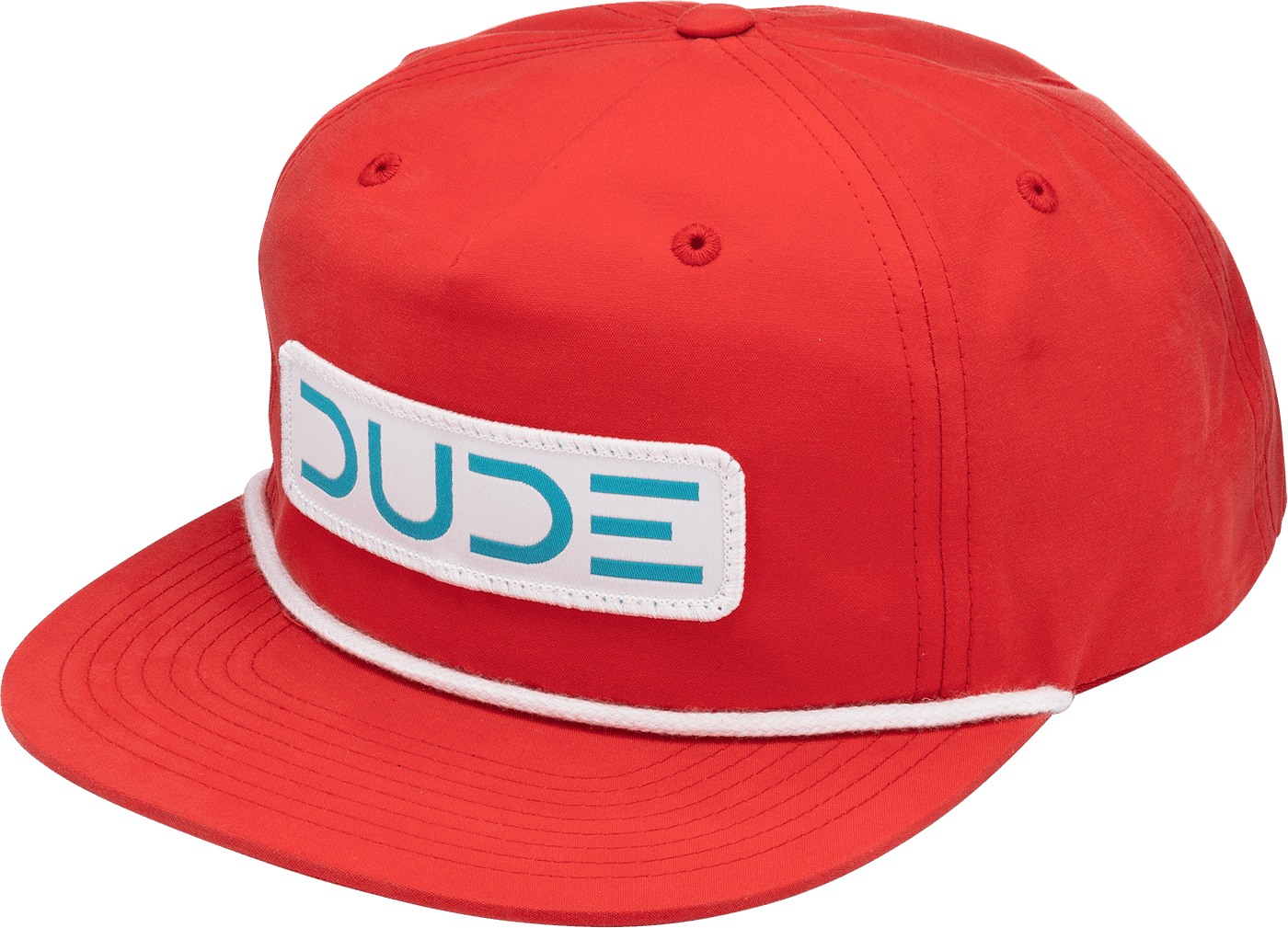 Red, Umpqua Snapback - DudeProducts