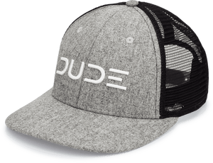 Heritage Flannel Trucker Snapback - DudeProducts