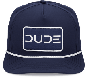 TWILIGHT Nylon Snap Rope Hat - DudeProducts